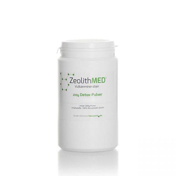 ZEOLITH MED® Detox v prahu, 200 g