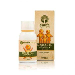 Ekolife natura Liposomski vitamin C