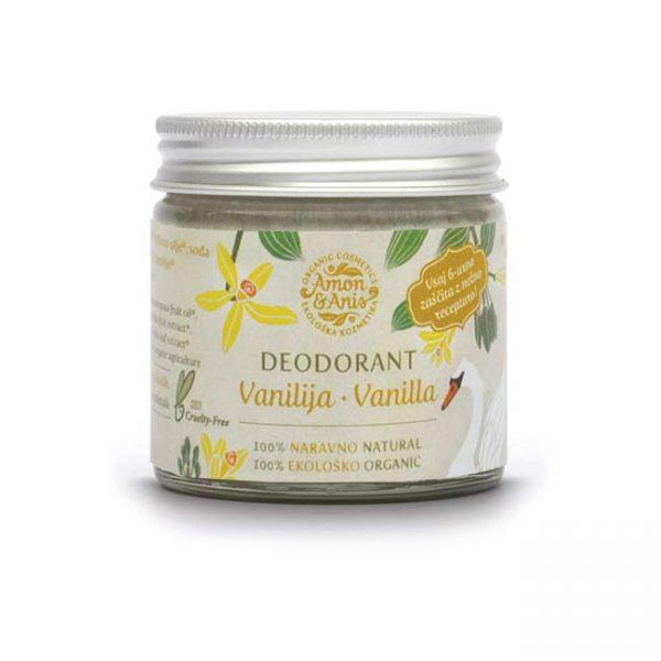 Ekološki deodorant vanilija