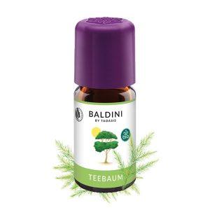BALDINI ČAJEVEC / Tea Tree BIO eterično olje 5ml