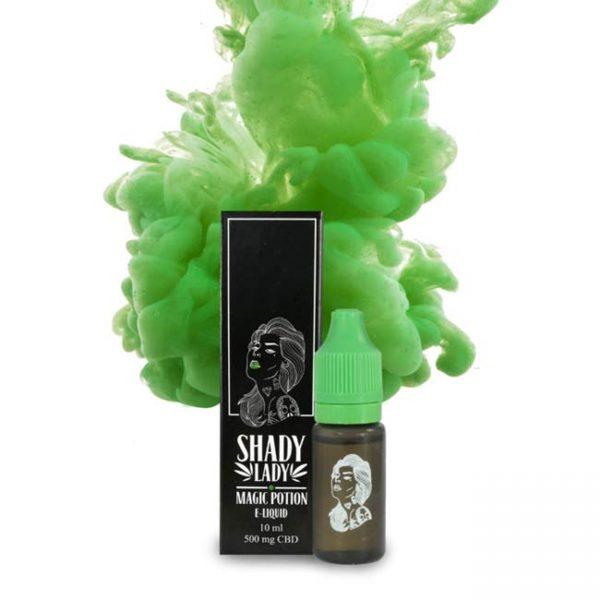 Shady Lady magic potion