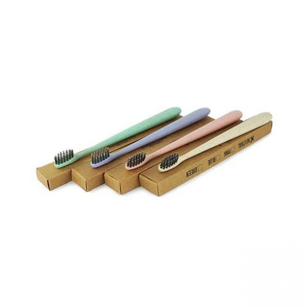 Zobna ščetka Karbonoir z aktiviranim ogljem