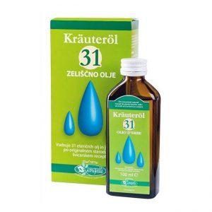 Zeliščno olje 31: Sangalli