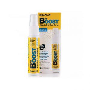Boost vitamin B12 v spreju