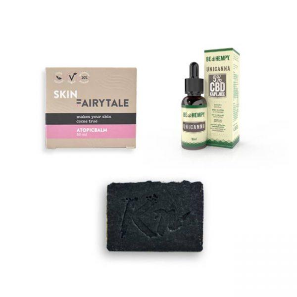 Dermatitis paket