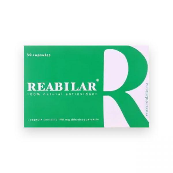 Reabilar-zmes polifenolov iz sibirskega macesna