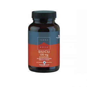 Silicij 150 mg, kompleks