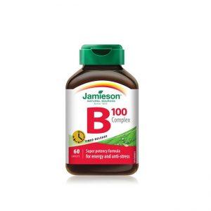 Jamieson B kompleks 100 (60 tablet)