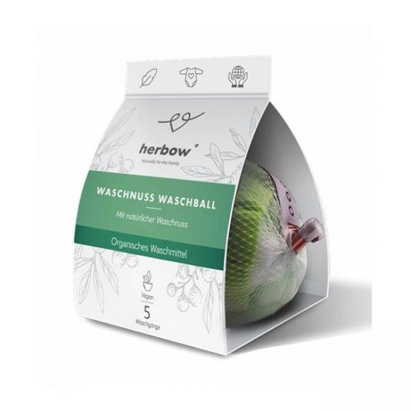 Herbow Žogica s pralnimi oreščki