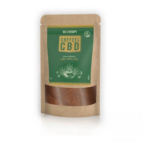 Be hempy Kava s CBD-jem