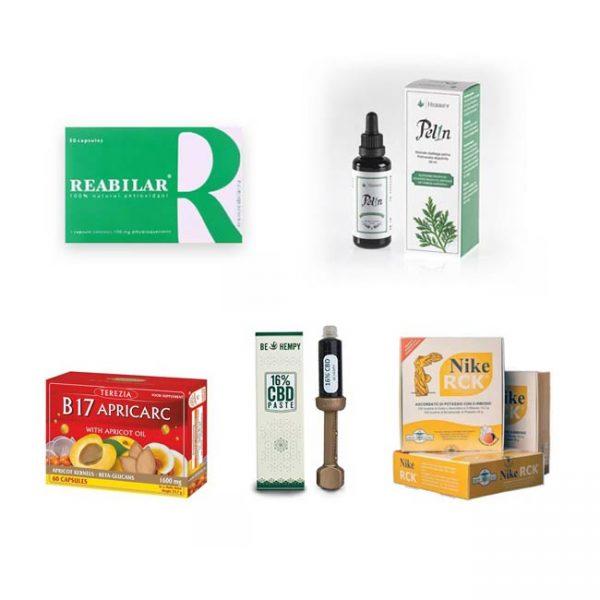 "Paket ""Herbal medicine"""