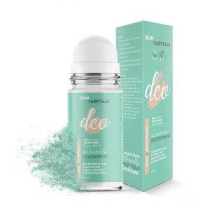 SkinFairytale Zelen dezodorant