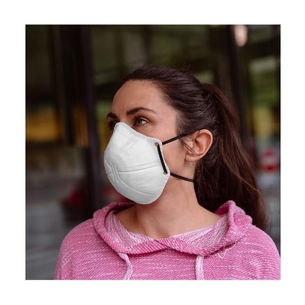Maska za obraz za večkratno splošno uporabo (5 mask)