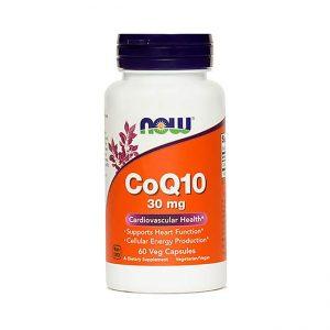 NOW KOENCIM Q10, 30 mg, 60 kapsul