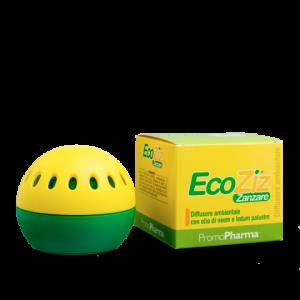 EcoZiz difuzor proti komarjem, 150 ml