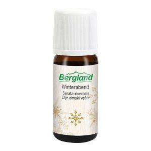 Bergland Eterično olje ZIMSKI VEČER 10ml