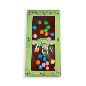 Čokoladnica OLIMJE- Mlečna čokolada z draže bonboni