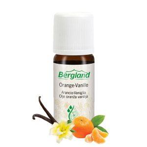 Bergland Eterično olje ORANŽA VANILIJA 10ml