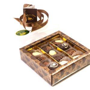 Čokoladnica Olimje Bonboniera Vintage srednja