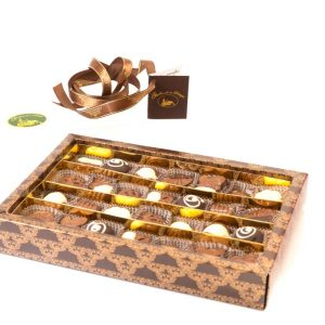 Čokoladnica Olimje Bonboniera Vintage velika