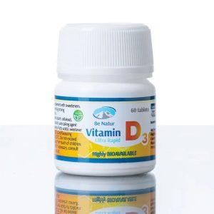 Tablete ODT za vitamin D3
