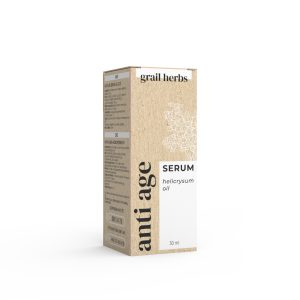 Grail Herbs Anti-age serum za obraz 30ml