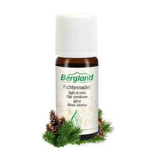 Bergland Eterično olje SMREKOVE IGLICE (Abies sibirica) 10ml