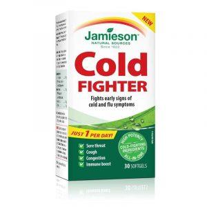 Jamieson Cold Fighter proti prehladu, 30 kapsul