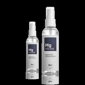 Mgnificent Magnezijevo olje v razpršilu, 100 ml