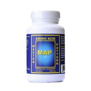 MAP®- Master Amino Acid Pattern, 120 kapsul