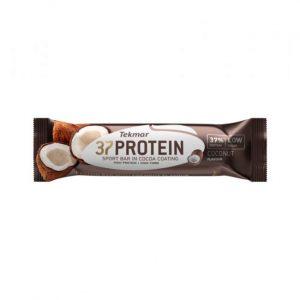 Tekmar proteinska ploščica 37 protein KOKOS, 45g