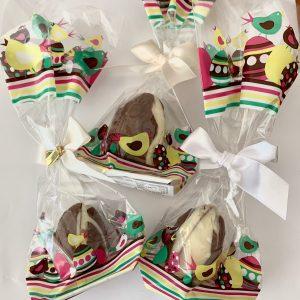 Čokoladnica Olimje Velikonočna jajčka in kokoška