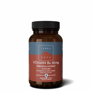 TERRANOVA Vitamin B6 (P5-P) 50mg, kompleks